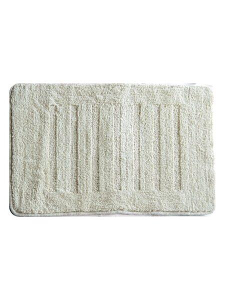 Коврик для ванной комнаты, 50х80 см, микрофибра, beige lines , MMI183M