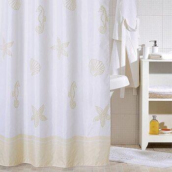 Штора для ванной комнаты, 180*200 см, полиэстер, paradise, SCMI060P