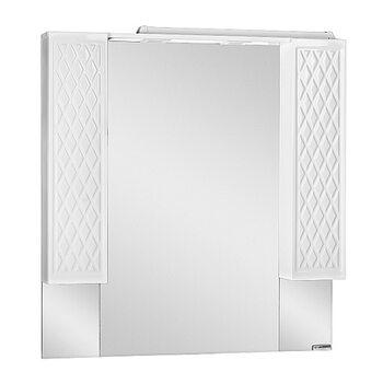 Шкаф-зеркало 3D 100 Эл. Домино