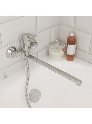 Смеситель для ванны с длинным изливом Stripe