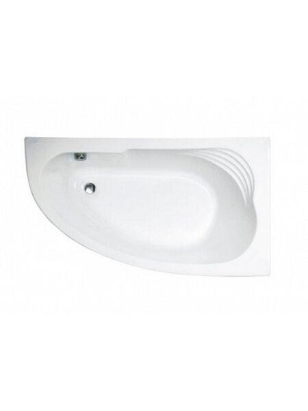 Ванна ассиметричная Merida правая,170*100, без монтажного комплекта, ZRU9302993, Roca