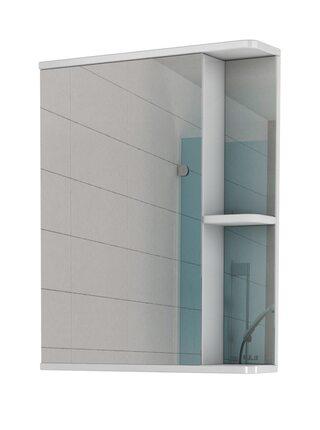 Шкаф-зеркало Норма 1-50 Айсберг