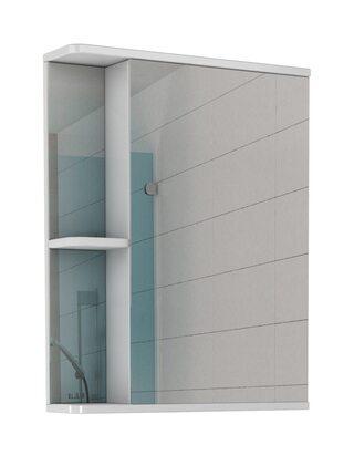Шкаф-зеркало Норма 1-60 Айсберг