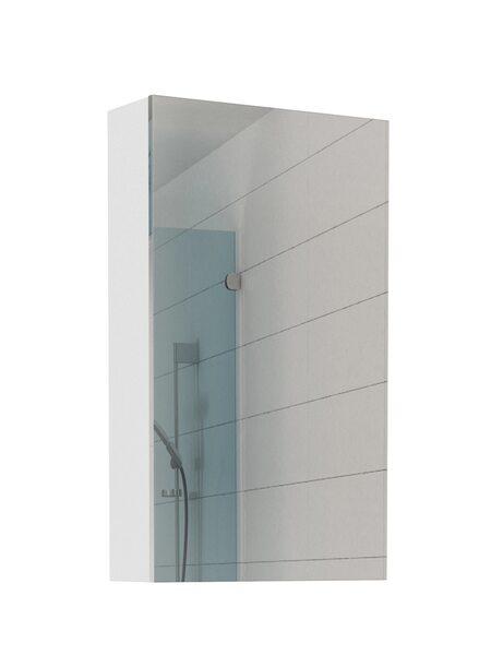 Шкаф-зеркало Норма 40 Айсберг