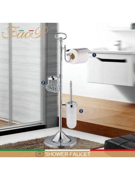 A901 Стойка 3-х функциональная  для ванной Faop