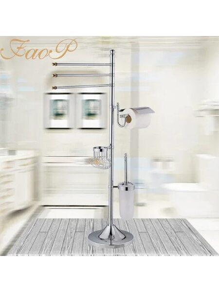 A903 Стойка 4-х функциональная для ванной Faop