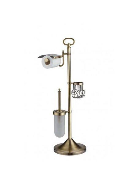 A901-4 Стойка 3-х функциональная для ванной Faop