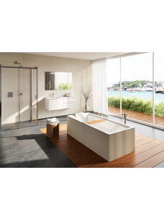 Ванна акриловая STILL SQUARE 170x75, BR0200500000000, Riho