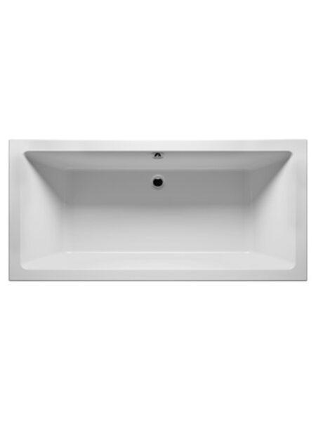 Ванна акриловая LUSSO 180x80, BA9800500000000, Riho