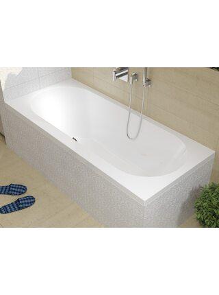 Ванна акриловая CAROLINA 190x80, BB5500500000000, Riho