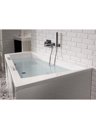 Ванна акриловая DOPPIO LEFT 180x130, BA9100500000000, Riho