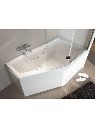 Ванна акриловая GETA RIGHT 170x90, BA8800500000000, Riho