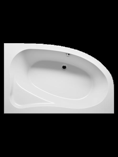 Ванна акриловая LYRA LEFT 153x100, BA6800500000000, Riho