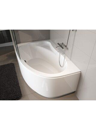 Ванна акриловая LYRA LEFT 170x110, BA6400500000000, Riho