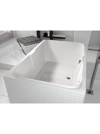 Ванна акриловая SOBEK 180x115, BB2800500000000, Riho