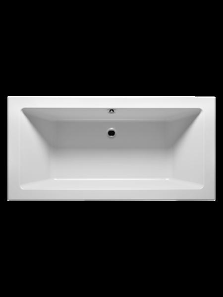 Ванна акриловая LUGO 180x80, BT0200500000000, Riho