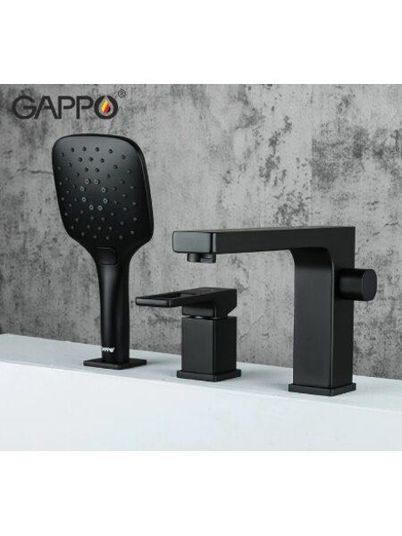 G1117-6 Смеситель на борт ванны Gappo
