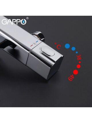 G3291 Смеситель для ванны с термостатом Gappo