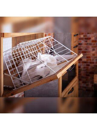 Шкаф навесной над стиральной машиной ЛОФТ 60 Бриклаер