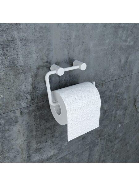 Держатель для туалетной бумаги Petite, белый матовый, IDDIS, PETWT00i43