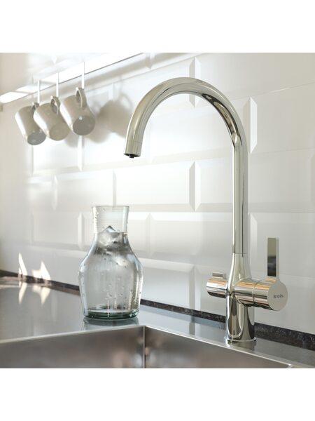 Смеситель для кухни с каналом для фильтрованной воды, Pure, IDDIS, PURSBFJi05