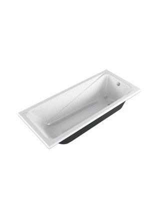 Ванна акриловая Light 1600*700, Метакам