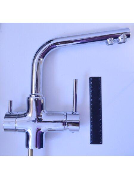 LM3061С Смеситель для кухни с подключением к фильтру с питьевой водой COMFORT LEMARK