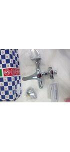 155-0004-07 Смеситель для ванны и умывальника Mofem 603 JUN