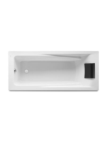 Ванна HALL  акрил, 170х75,  без монтажного комплекта, ZRU9302768, Roca