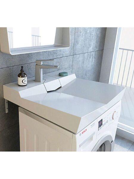 Умывальник на стиральную машину Onyx 600 Andrea
