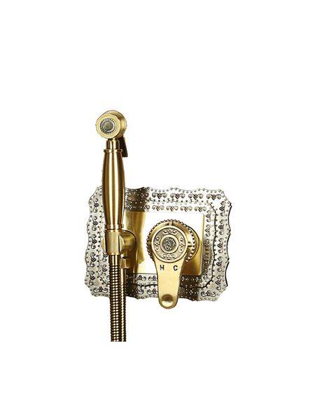 Гигиенический душ встраиваемый Bronze de Luxe Windsor 10136