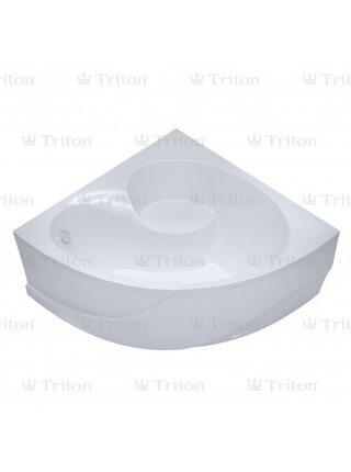 Ванна Triton Эрика 140x140 с каркасом