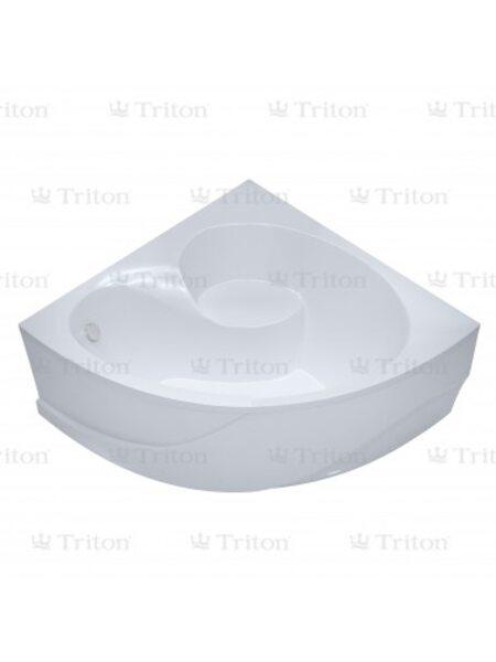 Ванна Triton Синди 125*125 с каркасом
