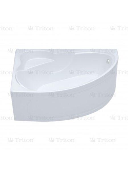 Ванна Triton Николь 160*100  правая с каркасом