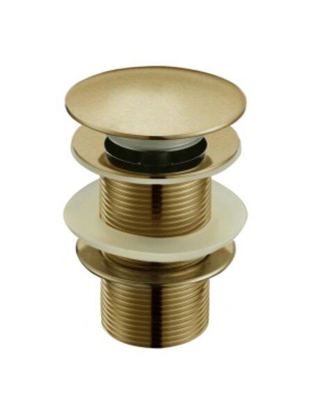 Донный клапан без перелива (бронза) MLN-TB50-1