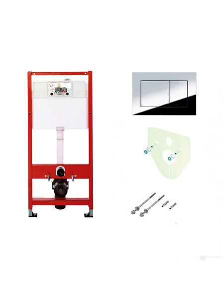 Инсталляция с панелью смыва TECEambia 9400005