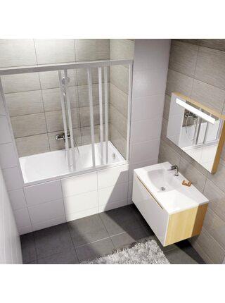 Ванна прямоугольная CLASSIC 150*70 Ravak C521000000