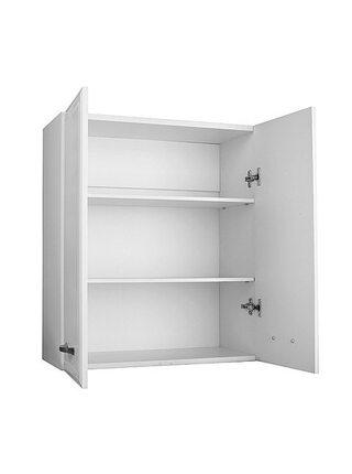 Шкаф навесной Мираж-2 60 Идеал Домино