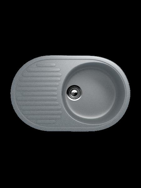 Мойка EcoStone 720Х455 (ES-16) темно-серый