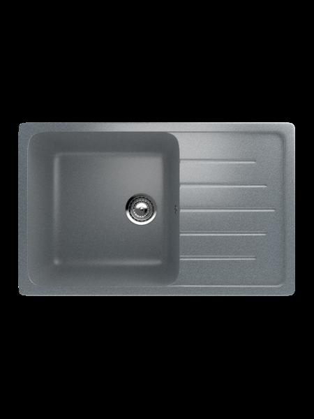 Мойка EcoStone 740Х490 (ES-19) темно-серый