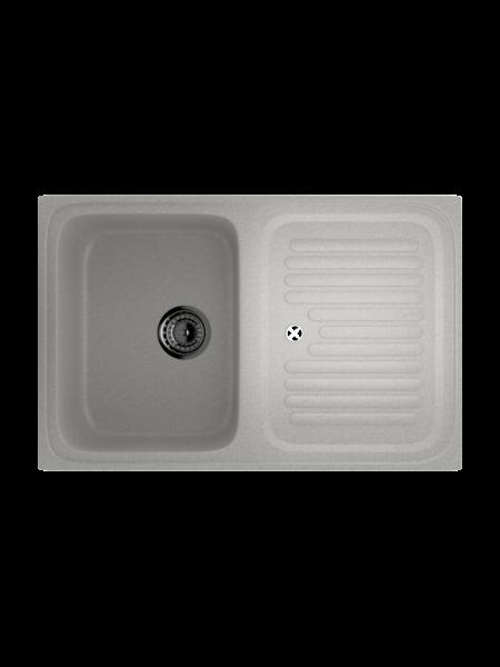 Мойка EcoStone 760x500 (ES-27) серый