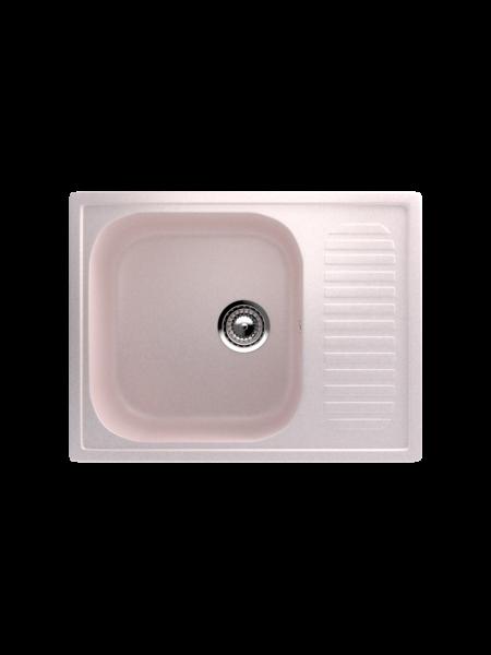 Мойка EcoStone 640Х490 (ES-18) светло-розовый