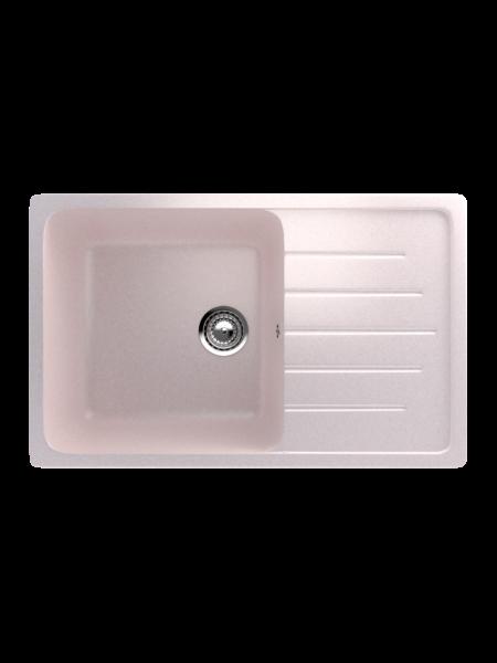 Мойка EcoStone 740Х490 (ES-19) светло-розовый