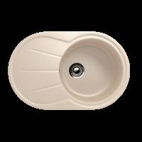 Мойка EcoStone 750Х480 (ES-31) бежевый