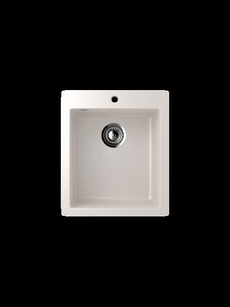 Мойка EcoStone 485х410 (ES-14) белый
