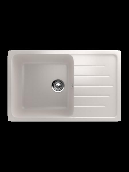 Мойка EcoStone 740Х490 (ES-19) белый