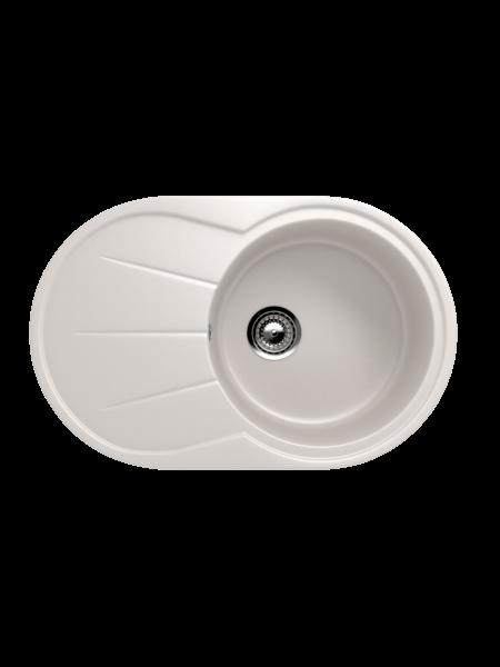 Мойка EcoStone 750Х480 (ES-31) белый
