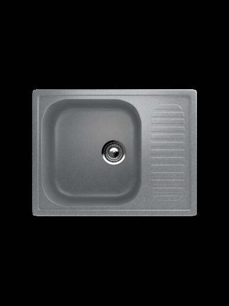 Мойка EcoStone 640Х490 (ES-18) графит