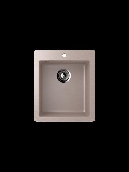 Мойка EcoStone 485х410 (ES-14) песочный