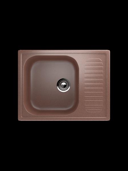 Мойка EcoStone 640Х490 (ES-18) терракот